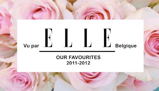 Auszeichnung ELLE Belgien
